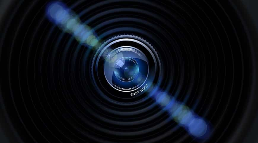 עדשת מצלמה