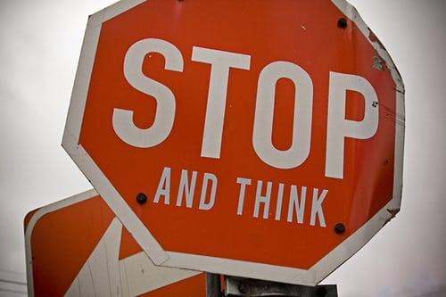 עצור וחשוב