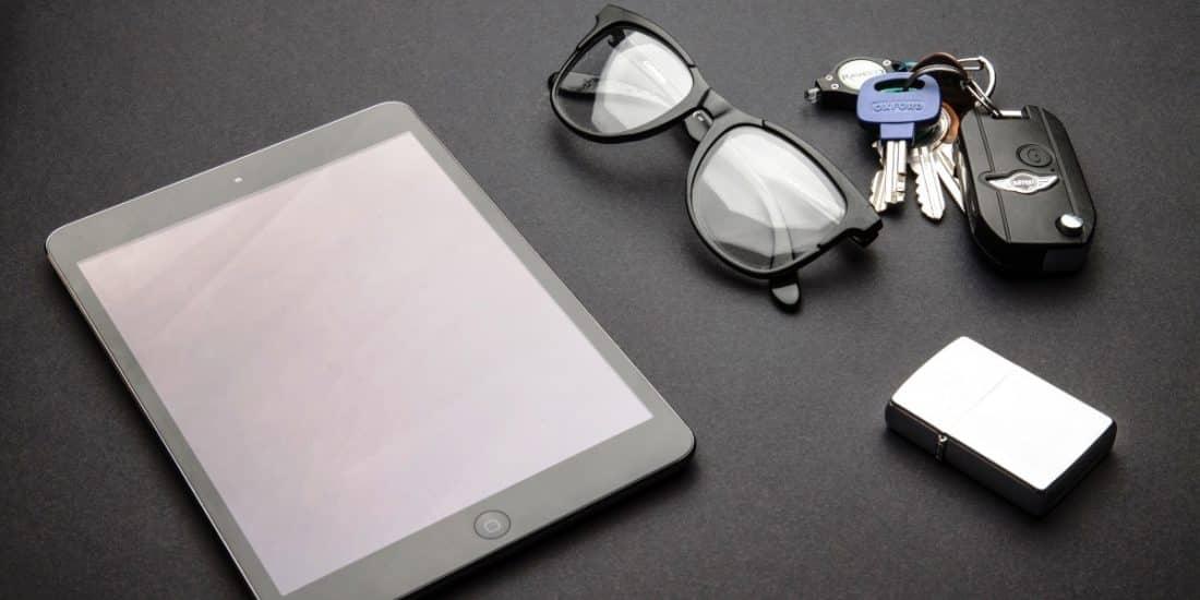 מפתחות זיפו אייפד משקפיים