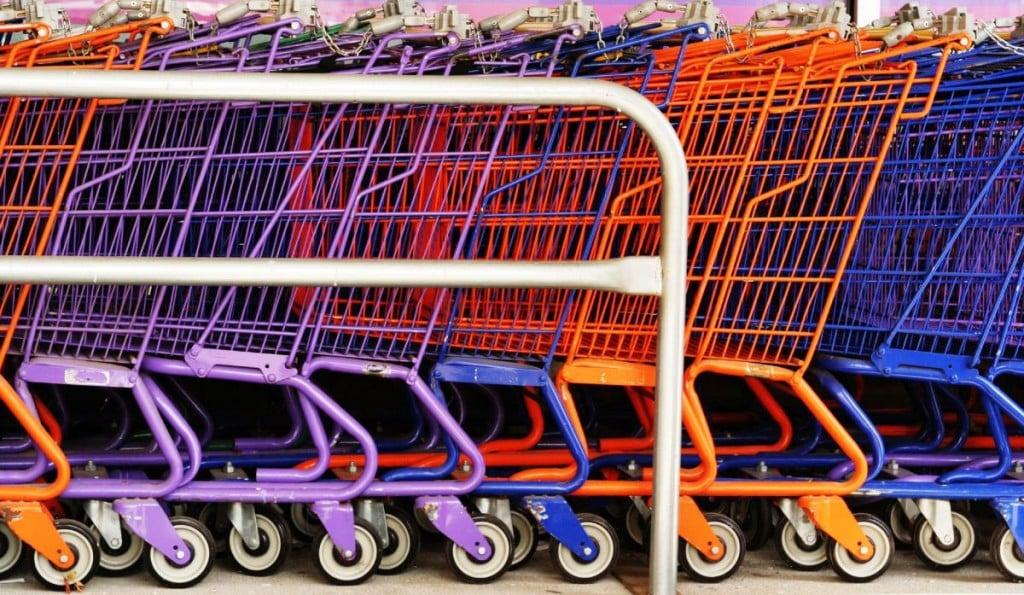 עגלות קניות