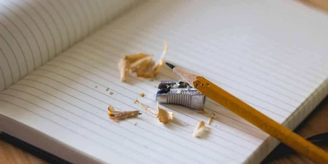 חידוד עיפרון