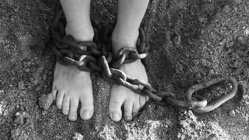 עבדות - שלשלאות ברזל