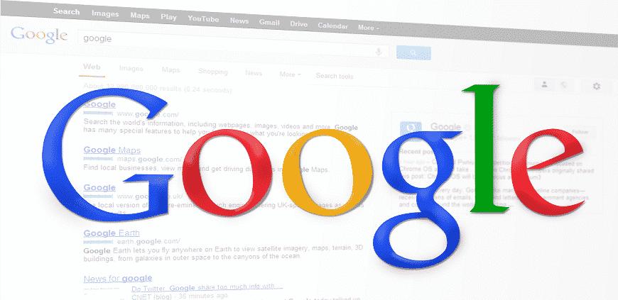 גוגל - עמוד תוצאות