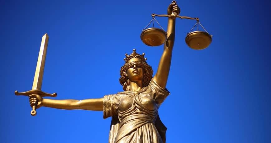 פסל של צדק