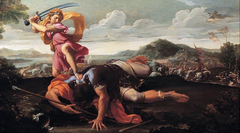 דוד וגוליית