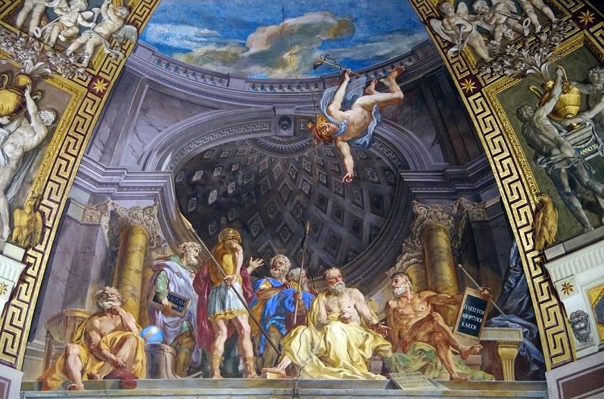 ציור קיר בותיקן