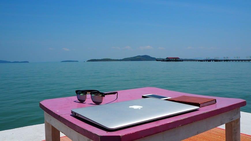 נוודות דיגיטלית בתאילנד