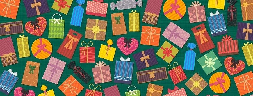 איורים של מתנות