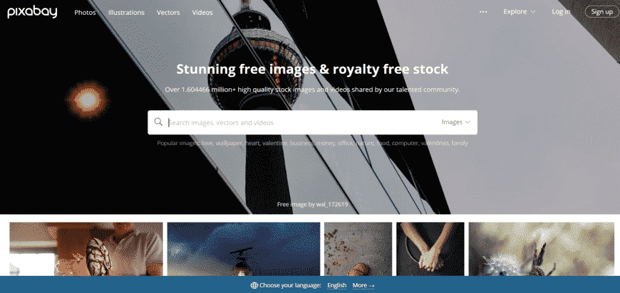 מאגר תמונות חינם - Pixabay