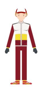 דמות לסרטון אנימציה Toonly - טונלי (דוד)