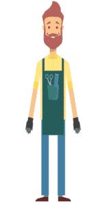 דמות לסרטון אנימציה Toonly - טונלי (הספר ירון)