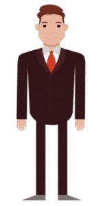 דמות לסרטון אנימציה Toonly - טונלי (מני)