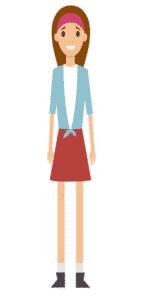 דמות לסרטון אנימציה Toonly - טונלי (רותם)