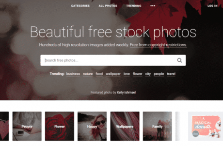 5 אתרי תמונות לשימוש חופשי בחינם או בלי זכויות יוצרים לשנת 2020 [פלוס יתרונות וחסרונות]