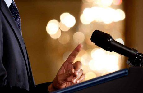 כתיבת נאומים – כך תכתבו נאומים מעולים