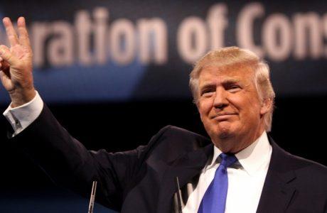 על דונלד טראמפ, סקס ואמא שלכם